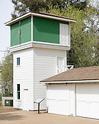 The Water Tower photographed at Alviso Adobe Park in Milpitas, California, on March 19, 2013. (Stan Olszewski/SOSKIphoto)