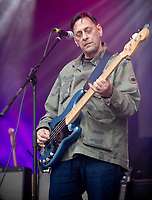 A CERTAIN RATIO live at the Bigfoot Festival Ragley Hall Warwickshire one of the first festivals to open successfully in 2021,photo by Mark Anton Smith