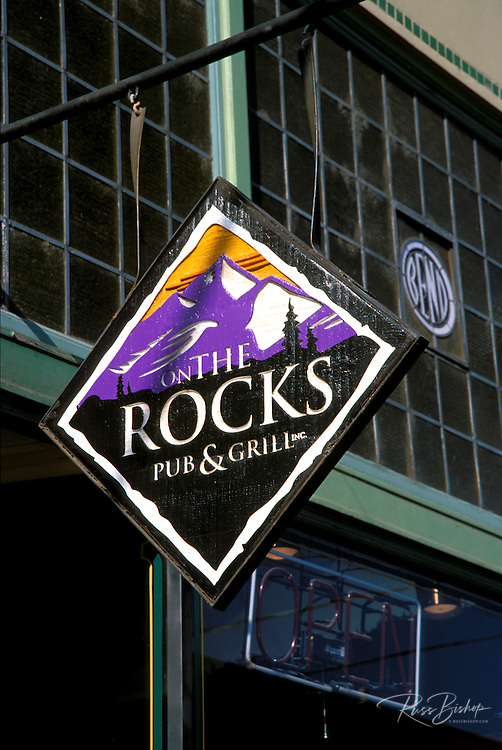 On The Rocks Pub & Grill, Bend, Oregon