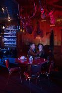 American Dreamscapes  /  Mohawk Diner<br /> Crescent, Oregon, USA, 2015