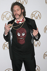 Arrivals at the Producer's Guild Awards in Los Angeles, California. 28 Jan 2017 Pictured: TJ Miller. Photo credit: ZUMA Press / MEGA TheMegaAgency.com +1 888 505 6342