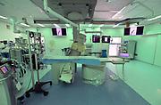 Nederland, Arnhem, 26-6-2017 Verschillende scanners en apparaten van Philips in het Rijnstaete Ziekenhuis. Hybride OK voor katheterisatie. Foto: Flip Franssen