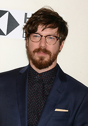 John Gallagher Jr attends the screening of the movie The Miseducation Of Cameron Post during the 2018 Tribeca Film Festival at BMCC Tribeca PAC in New York City, NY, USA on April 22, 2018. Photo by Dennis Van Tine/ABACAPRESS.COM