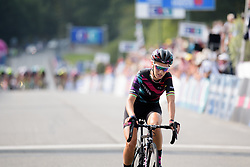 Pauline Ferrand Prevot finishes second at Grand Prix de Plouay Lorient Agglomération a 121.5 km road race in Plouay, France on August 26, 2017. (Photo by Sean Robinson/Velofocus)
