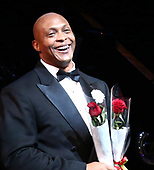 """Eddie George First Bow In """"Chicago"""" On Broadway"""