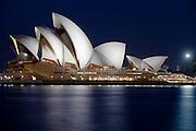 Sydney Opera House, dusk, Sydney, Australia