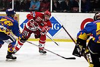 ISHOCKEY 9. oktober 2005, STJERNEN vs STORHAMAR Stjernehallen Fredrikstad<br /> Nicklas Rahm, Stjernen<br /> FOTO KURT PEDERSEN / DIGITALSPORT