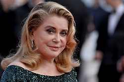 Catherine Deneuve attending the Closing Ceremony of the 72nd Cannes Film Festival in Cannes, France on May 25, 2019. Photo by Julien Reynaud/APS-Medias/ABACAPRESS.COM