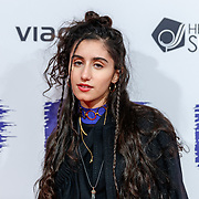 NLD/Amsterdam/20181029 - MTV pre party 2018, Naaz