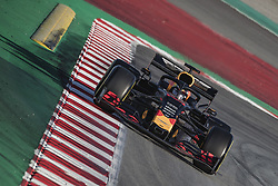 February 18, 2019 - Barcelona, Catalonia, Spain - MAX VERSTAPPEN (NED) from team Red Bull drives in his in his RB15 during day one of the Formula One winter testing at Circuit de Catalunya (Credit Image: © Matthias Oesterle/ZUMA Wire)