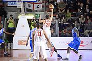 DESCRIZIONE : Roma Lega serie A 2013/14 Acea Virtus Roma Banco Di Sardegna Sassari<br /> GIOCATORE : jimmy baron<br /> CATEGORIA : tiro controcampo<br /> SQUADRA : Acea Virtus Roma<br /> EVENTO : Campionato Lega Serie A 2013-2014<br /> GARA : Acea Virtus Roma Banco Di Sardegna Sassari<br /> DATA : 22/12/2013<br /> SPORT : Pallacanestro<br /> AUTORE : Agenzia Ciamillo-Castoria/ManoloGreco<br /> Galleria : Lega Seria A 2013-2014<br /> Fotonotizia : Roma Lega serie A 2013/14 Acea Virtus Roma Banco Di Sardegna Sassari<br /> Predefinita :