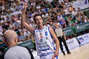 DESCRIZIONE : Trofeo Meridiana Dinamo Banco di Sardegna Sassari - Olimpiacos Piraeus Pireo<br /> GIOCATORE : Giacomo Devecchi<br /> CATEGORIA : Schema Mani<br /> SQUADRA : Dinamo Banco di Sardegna Sassari<br /> EVENTO : Trofeo Meridiana <br /> GARA : Dinamo Banco di Sardegna Sassari - Olimpiacos Piraeus Pireo Trofeo Meridiana<br /> DATA : 16/09/2015<br /> SPORT : Pallacanestro <br /> AUTORE : Agenzia Ciamillo-Castoria/L.Canu