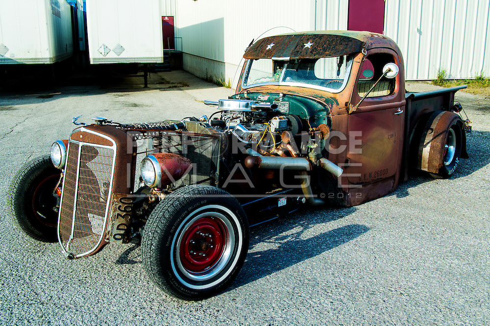 1947 International KB6 Rat Rod