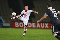 FOOTBALL - FRENCH CHAMPIONSHIP 2012/2013 - L1 - GIRONDINS BORDEAUX v LILLE OSC  - 19/10/2012 - PHOTO MANUEL BLONDEAU / DPPI - FLORENT BALMONT