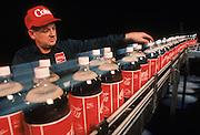 Coca-Cola Bottling Plant in Salem New Hampshire.