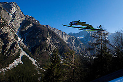 KRANJEC Robert of Slovenia during Flying Hill Individual competition at 2nd day of FIS Ski Jumping World Cup Finals Planica 2012, on March 16, 2012, Planica, Slovenia. (Photo by Vid Ponikvar / Sportida.com)