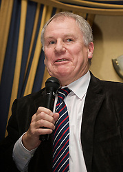 LIVERPOOL, ENGLAND - Friday, November 27, 2009: Former Everton manager Joe Royle at the Health Through Sport charity dinner at the Devonshire House. (Photo by David Rawcliffe/Propaganda)