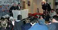 Photo: Paul Thomas.<br /> England Press Conference. 29/05/2006.