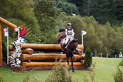 Godel Robin, SUI, Grandeur de Lully<br /> World Equestrian Games - Tryon 2018<br /> © Hippo Foto - Sharon Vandeput<br /> 16/09/2018