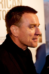 Ewan McGregor, director and lead actor of American Pastoral, on the red carpet for the film's Edinburgh International Film Festival gala screening. Wednesday 2nd November 2016 (c) Brian Anderson   Edinburgh Elite media