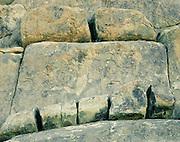 Boulders on the edge, Alabama Hills, California  1984
