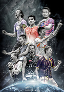 Badminton - The Legends