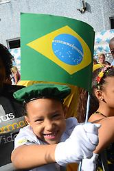 September 7, 2017 - Comemoração dos 195 anos da Independência do Brasil, acontece na manhã desta quinta-feira (07), o tradicional Desfile Cívico e Militar de Sete de Setembro em Salvador. (Credit Image: © Aristeu Chagas/Fotoarena via ZUMA Press)