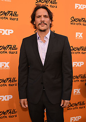 LOS ANGELES - JUNE 26: Sergio Peris-Mencheta attends FX Networks and FX Productions Premiere event for 'Snowfall' at The Theatre at the Ace Hotel on June 26, 2017 in Los Angeles, California. (Photo by Frank Micelotta//FX/PictureGroup) *** Please Use Credit from Credit Field ***