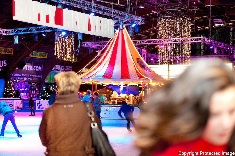 372498-Christmas On Ice-Schaatsbaan Die Swaene - Kasteelstraat Heist op den Berg
