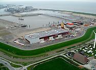 Aanleg nieuwe Industriehaven Harlingen