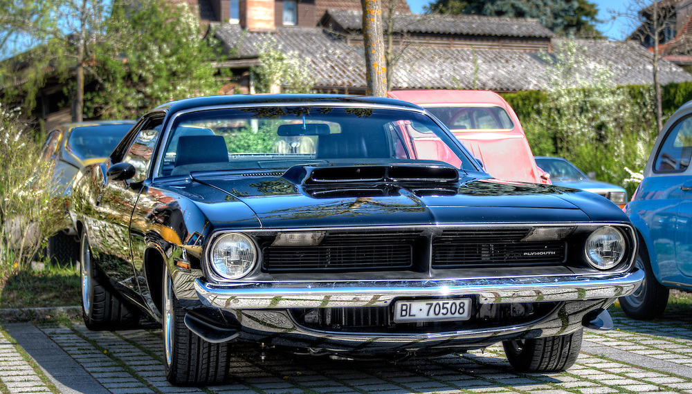 Muscle Car - Plymouth