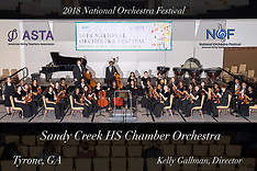 Sandy Creek HS Chamber Orchestra