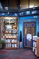 Book store in in Eureka, CA.