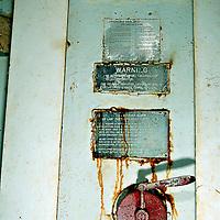 CO2 System, USS Kittiwake