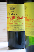 ch corbin michotte 2005 saint emilion bordeaux france