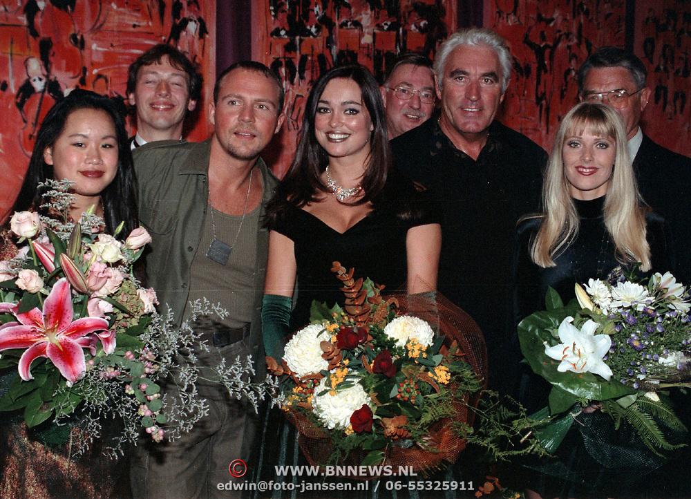 Musicalavond Nierstichting Egmond aan Zee, Marco Bakker, Joke de Kruyff