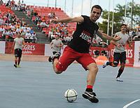 20090606: LISBON, PORTUGAL - Luis Figo Sagres Street Football - Luis Figo Sagres Street Football - Luis Figo Team vs Rui Costa Team. In picture: Pauleta. PHOTO: Alvaro Isidoro/CITYFILES