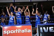 LATINA EUROBASKET 2012 ITALIA - GRECIA<br /> NELLA FOTO: TEAM ESULTANZA<br /> CIAMILLO