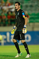 Italy's Scuffet during international sub 21 friendly match. September 1,2017.(ALTERPHOTOS/Acero)