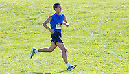 Central Valley, New York - Alexander Sanso runs in the Woodbury Country Ramble race on Aug. 26, 2012.