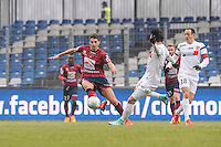 Yohan BETSCH - 24.01.2015 - Clermont / Chateauroux  - 21eme journee de Ligue2<br />Photo : Jean Paul Thomas / Icon Sport