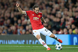 31st October 2017 - UEFA Champions League - Group A - Manchester United v SL Benfica - Daley Blind of Man Utd - Photo: Simon Stacpoole / Offside.