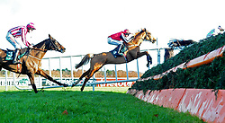 Simply Ned ridden by Mark Walsh go on to win the Paddy's Rewards Club Chase after Min and Paul Townend are disqualified in a stewards enquiry during day two of the Leopardstown Christmas Festival at Leopardstown Racecourse.