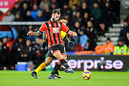 AFC Bournemouth defender Steve Cook during the Premier League match between Bournemouth and Arsenal at the Vitality Stadium, Bournemouth, England on 3 January 2017. Photo by Graham Hunt.