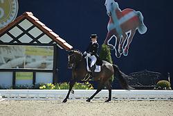 Freese Isabel, (NOR), Furst Levantino<br /> Nurnberger Burg-Pokal - St George Special<br /> Horses & Dreams meets Denmark - Hagen 2016<br /> © Hippo Foto - Stefan Lafrentz