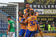 Mansfield Town v Scunthorpe United 070919