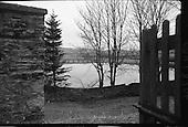 1964 - 21/01 Views of Blessington Lake, Co. Wicklow