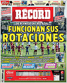March 02, 2021 (LATIN AMERICA): Front-page: Today's Newspapers In Latin America
