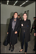 TRACEY EMIN; MARY MCCARTNEY, Tracey Emin The Last Great Adventure is You - White Cube, Bermondsey. London. 7 October 2014
