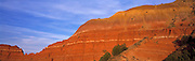 Palo Duro Canyon Wall